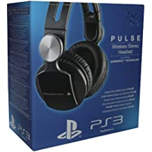 Sony PlayStation 3 - Headset Estéreo Inalámbrico Premium Pulse