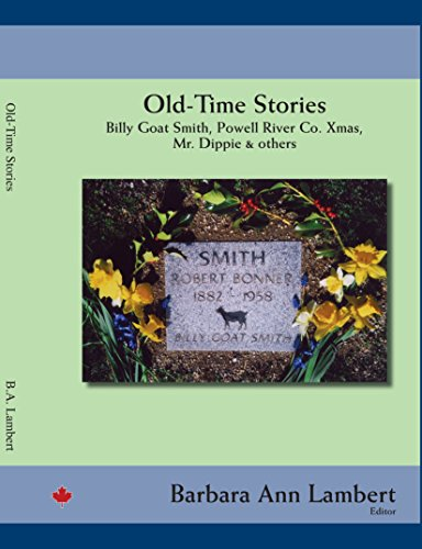 Old-time Stories Cover Image