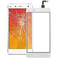 Piezas de repuesto de teléfonos móviles, Toque Parte lente de la pantalla de cristal del digitizador para Xiaomi Mi4