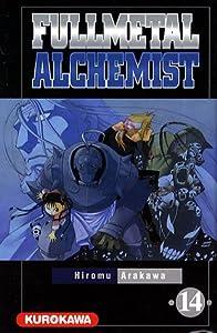 Fullmetal Alchemist Edition simple Tome 14