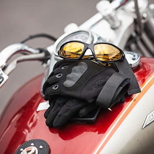 Lunettes de soleil moto Verdster 6