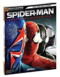 Spider-Man: Shattered Dimensions Official Strategy Guide (Official Strategy Guides (Bradygames)) by BradyGames (2010-08-30)