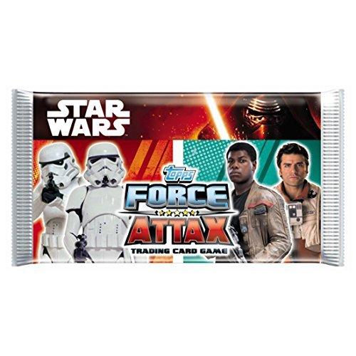 STAR WARS ATTAX réveil de la Force Boost / la pochette