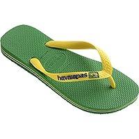 Havaianas - Unisex Sandals with Brazil Logo -