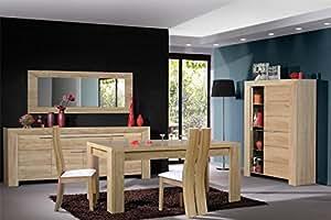Salle à Manger Complète - SENA - L 180 x l 90 x H 76