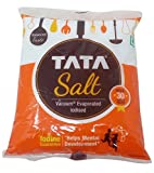 #8: Tata Salt, 1kg Pack