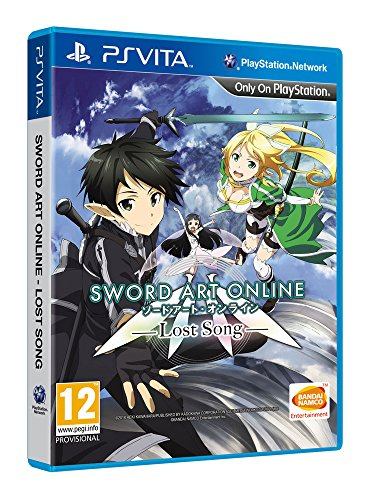 The Sword Art Online 3: Lost Song