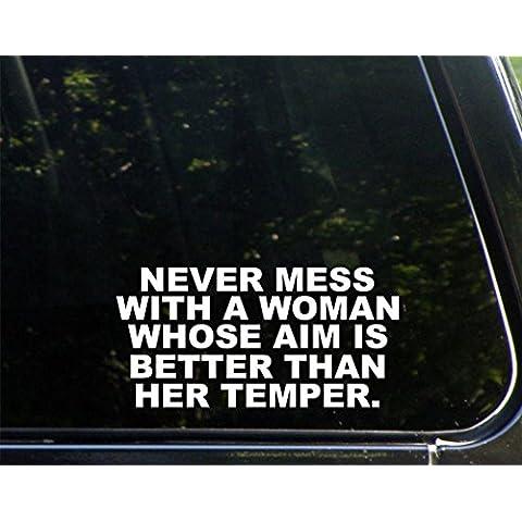 Never Mess With A Woman il cui obiettivo è meglio