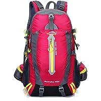 Vkatech 40L impermeabile Sport Escursionismo Daypack/zaino di campeggio/ Daypack Viaggi/casual zaino per l'arrampicata all'aperto Scuola