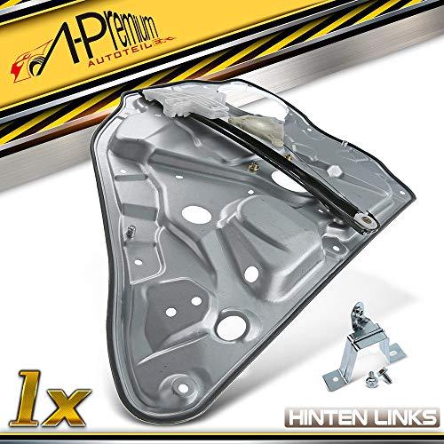 Fensterheber Elektrisch Ohne Motor Hinten Links für Polo 9N 9A4 Bj.2001/10-2009/04