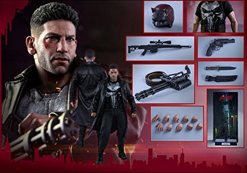 Hot-Toys-Netflix-Frank-Castle-The-Punisher-Sixth-16-Scale-Figure