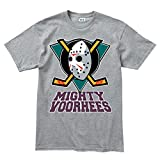 Mighty Jason Voorhees Halloween Mask T shirt