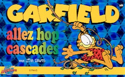 Garfield, tome 18 : Allez hop cascades
