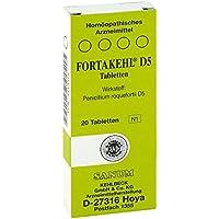 Fortakehl D 5 Tabletten 20 stk preisvergleich bei billige-tabletten.eu