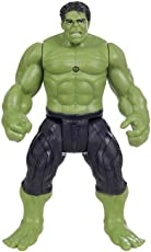 Varshas Avengers 2 Age of Ultron Super Hero Hulk with Led Light, Size 19 cm Height