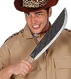 Machete in plastica 53 cm coltello esploratore