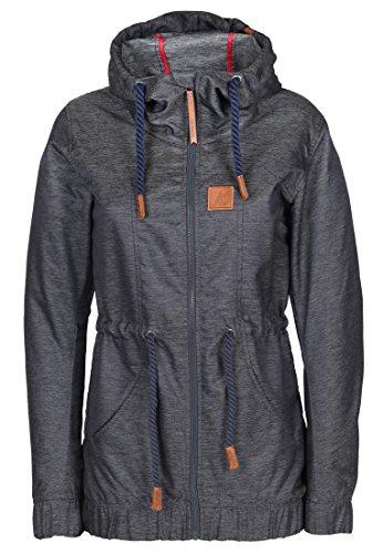 alife and kickin giacca da donna Charlotte Coat blu