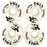 UGIN Classic The Wolf Series Skateboard Wheels 50mm x 30mm