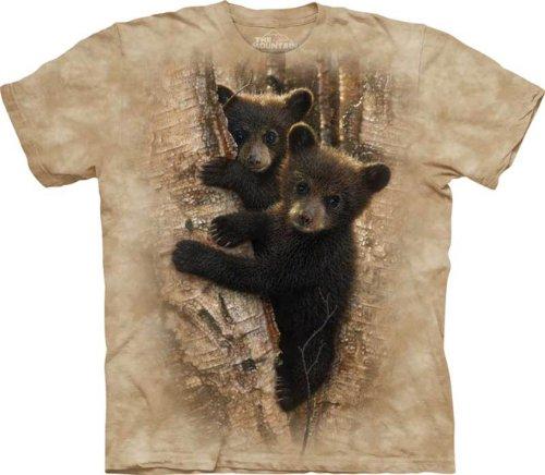 Cub Mountain T-shirt (The Mountain Kinder T-Shirt