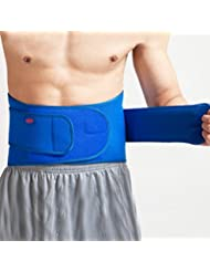 Deportes Cinturón Cintura de baloncesto Cintura de correr cintura Cinturón de cintura con cintura con protección de la cintura ( Color : Negro , Tamaño : 92.4-118.8cm )