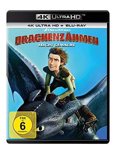 Drachenzähmen leicht gemacht  (4K Ultra HD) (+ Blu-ray 2D) Preisvergleich