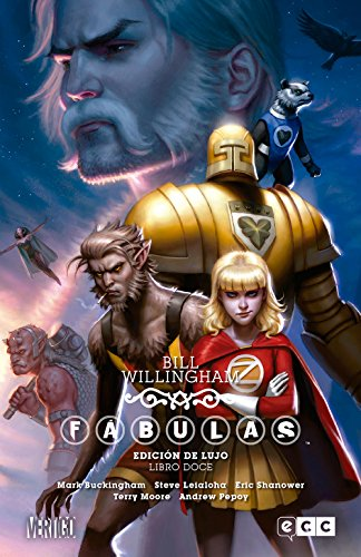 Fábulas Edición de lujo 12 (Fábules: Edición de lujo) por Bill Willingham