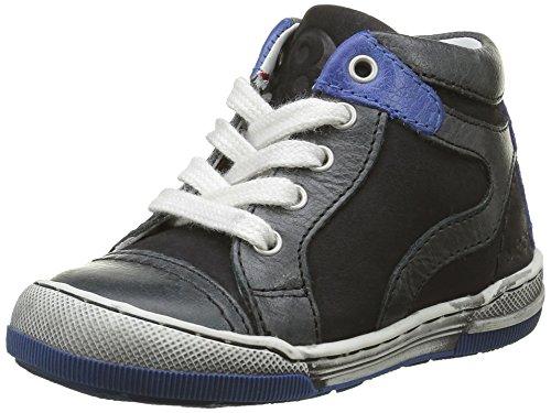 Mod8 Zouzou, Chaussures Premiers Pas Bébé Garçon Noir