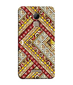 Fuson Designer Back Case Cover for Coolpad Note 3 Lite :: Coolpad Note 3 Lite Dual SIM (floral design Taurus zodiac sign )