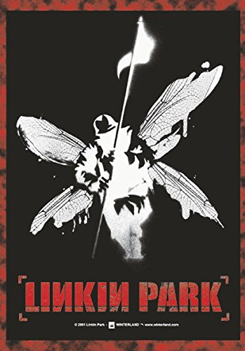 Linkin Park Hybrid Theory Póster Bandera