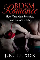 BDSM ROMANCE How One Man Recruited and Trained a sub (English Edition)