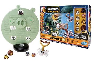 Juegos Infantiles Hasbro - Angry Birds Star Wars Jenga la Estrella de la Muerte A2845E24 de Hasbro