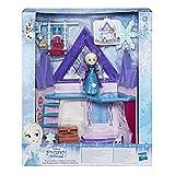 Hasbro Disney Die Eiskönigin E0094EU4 Little Kingdom Elsas Königsgemächer, Spielset