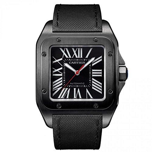 cartier-reloj-de-hombre-automatico-51mm-correa-de-cuero-caja-de-acero-wssa0006