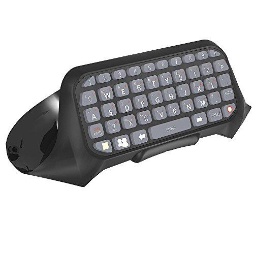 Gaming Tastatur VersionTech Wireless für Xbox 360, Schwarz