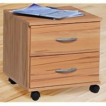 suchergebnis auf f r rollcontainer buche massiv. Black Bedroom Furniture Sets. Home Design Ideas