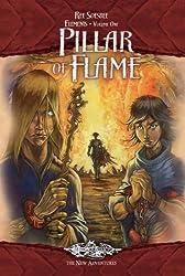 Pillar of Flame (Dragonlance: New Adventures)