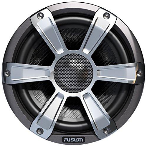 Fusion Marine High Performance Led Beleuchtung-Lautsprecher, Chrom, 7,7 cm - Fusion Marine Audio