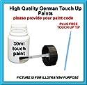 Skoda hochwertiges deutsches Auto Touch Up Paint 30ml 105* SCHNEEWEISS von 88–92