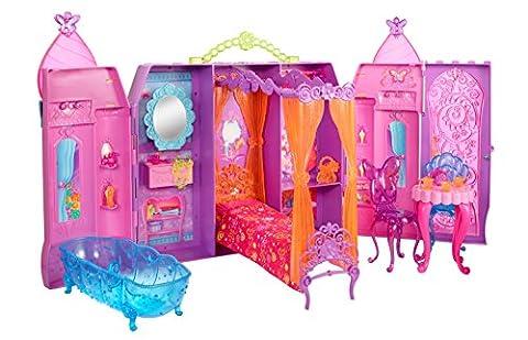 Barbie - BLP41 - Poupée - Le Château Magique Barbie