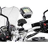 GPS/NAVI Soporte de Quick Lock. Negro vibración gedämpft Triumph Tiger 800, 11de