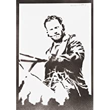 moreno-mata Rick Grimes The Walking Dead Handmade Street Art - Artwork - Poster