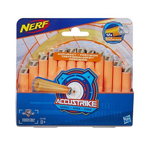 Nerf - C0162EU40 - Elite Accu Recharges - 12 pièces