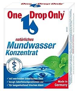 One Drop Only Mundwasser Konzentrat, 50ml