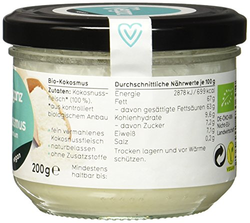 Veganz Kokosmus, 200 g - 4