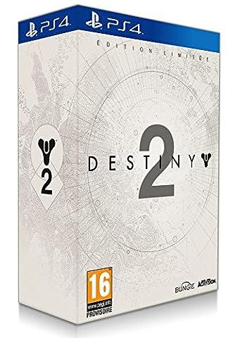 Boitier Jeu Ps4 - Destiny 2 - édition