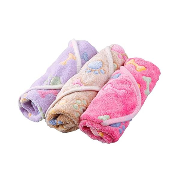 ZHUOTOP-Waterproof-Stain-Resistant-Pet-Dog-Puppy-Paw-Print-Pattern-Blanket-Mat