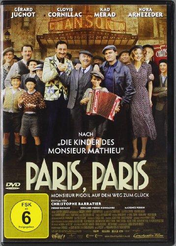 Bild von Paris, Paris - Monsieur Pigoil auf dem Weg zum Glück