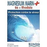 Magnésium marin stress - 30 gélules