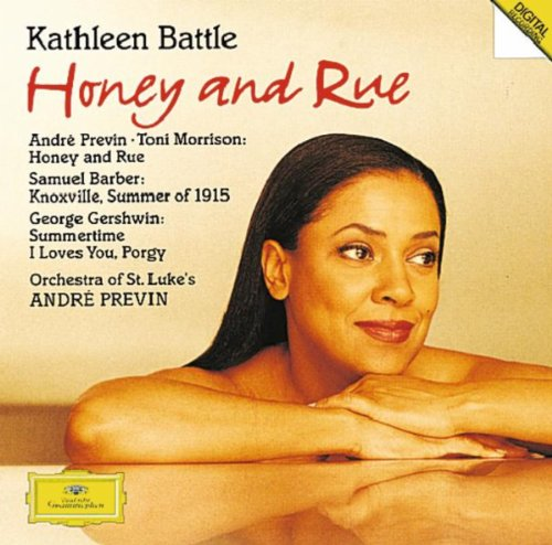 Ll Rue (Previn: Honey and Rue - 1. First I'll Try Love)