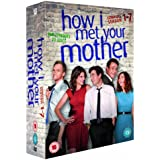 How I Met Your Mother - Season 1-7